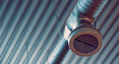 USmaci - Ventilation pipes of an air condition